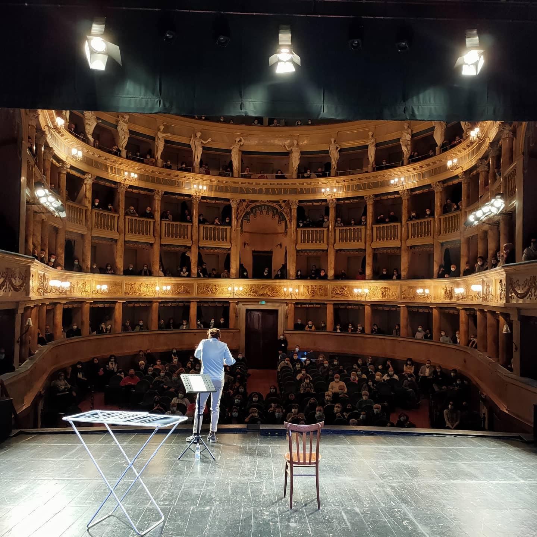 Maurizio Lastrico @Faenza