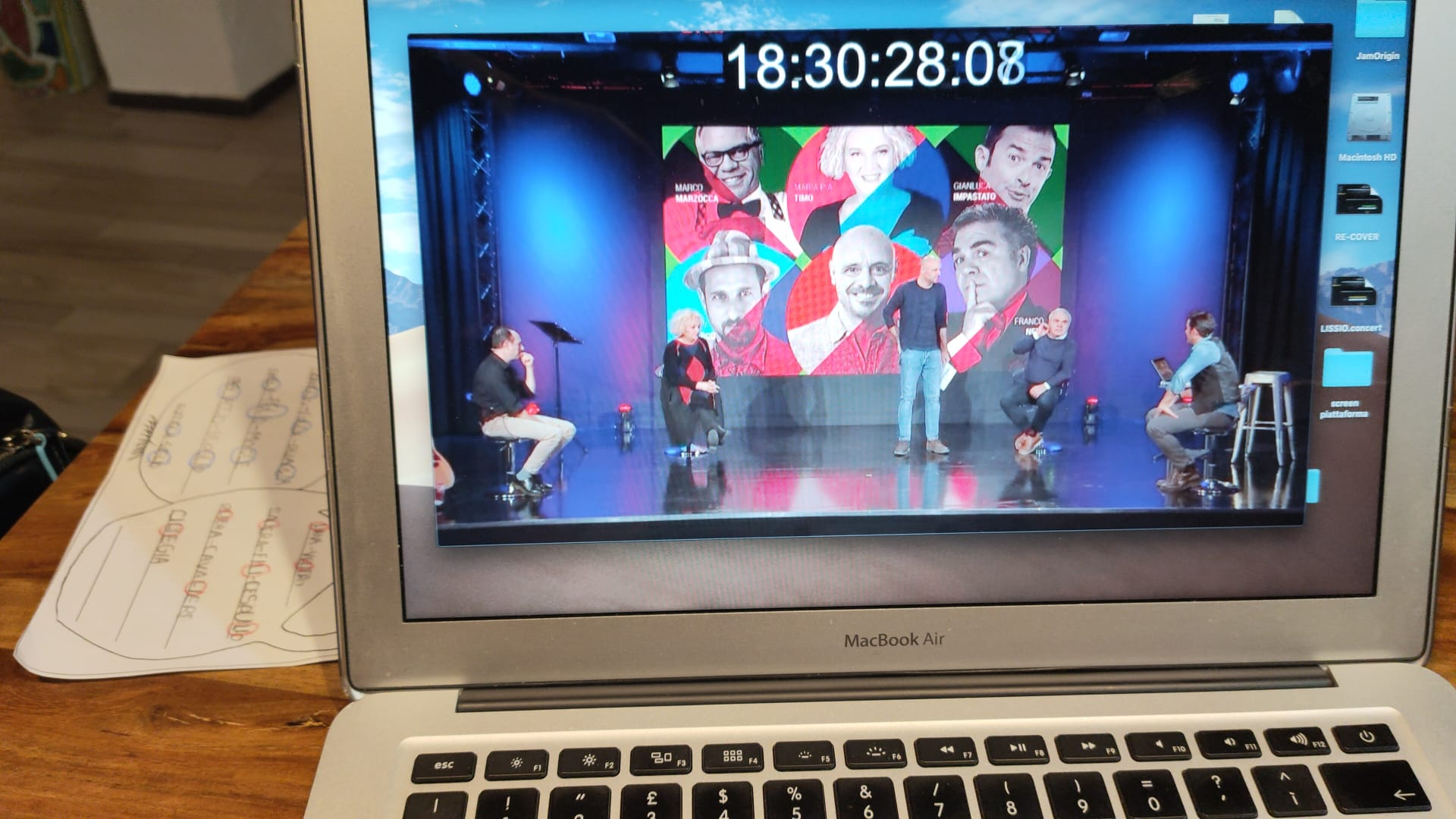 Streaming Show @Milano