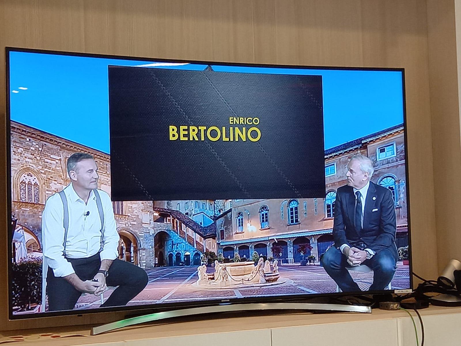 Enrico Bertolino @Milano