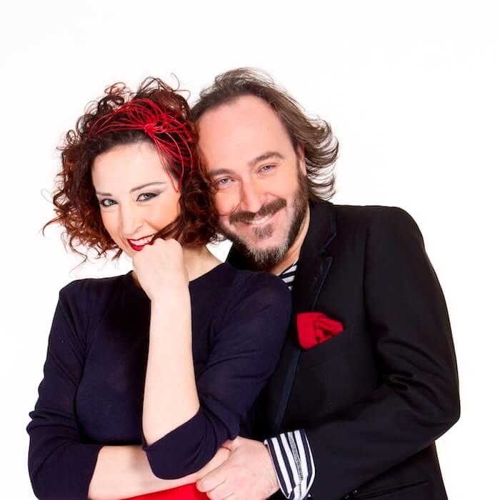 Artista Marta e Gianluca show