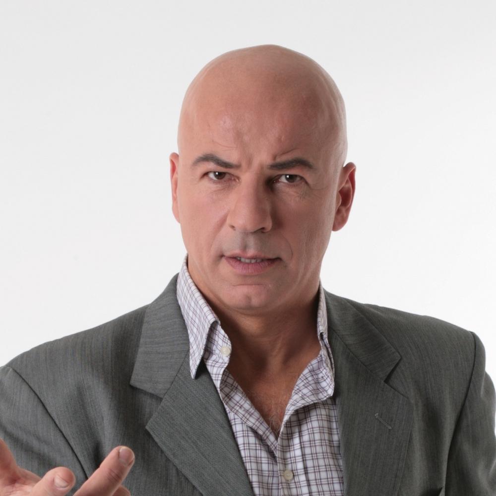 Artista Giovanni Cacioppo show